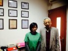 中國性學會副會長馬曉年教授親臨性福門診參觀指導