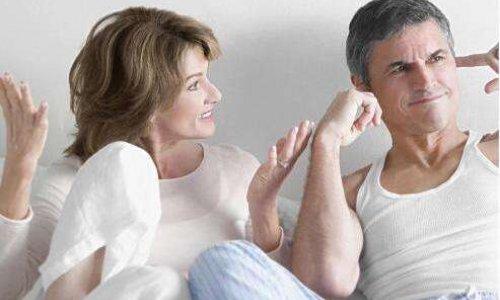 老公治陽痿老婆躲起來 有道理嗎?