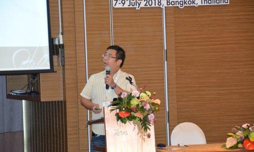 本中心於曼谷國際性學研討會發表:男性心因性勃起功能障礙的改善效果研究報告