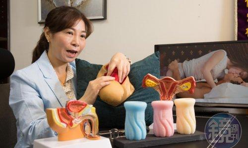 【鏡週刊財經人物專訪一】華人世界她最敢真槍實彈找問題竟是丈夫搞錯了【性治療師一】